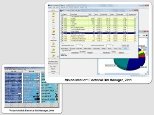 Electrical estimating software - then and now
