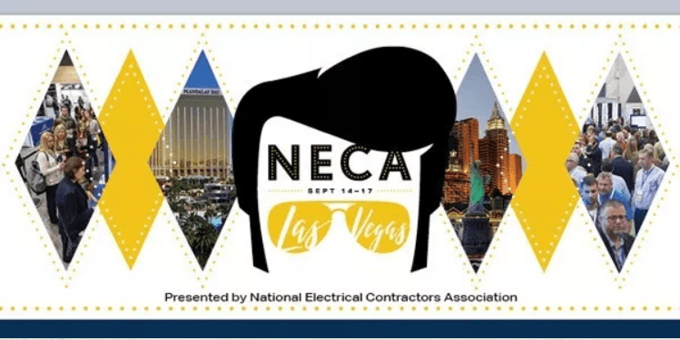 NECA email banner